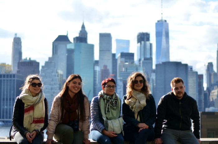 Voyage New York Ecole de Commerce Besançon Belfort Dijon