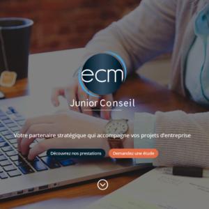 ECM Junior Conseil - Ecole de commerce et management Bourgogne Franche-Comté