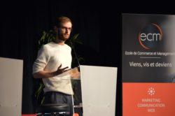 Pierre Chevelle Masterclass ECM Ecole de Commerce
