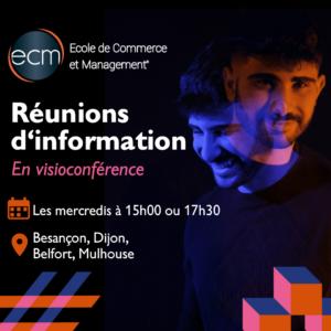 ECM alternance Besançon Belfort Mulhouse Dijon