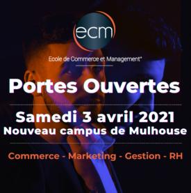 JPO Portes Ouvertes ECM Mulhouse